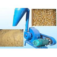 Wholesale 11kw 15hp Rice Husk Hammer Mill Grinder Biomass Hammer Mill With Cyclone from china suppliers