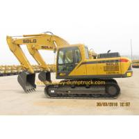 Wholesale LG6210E DDE Engine Crawler Hydraulic Excavator 0.85 M3 Bucket Capacity from china suppliers