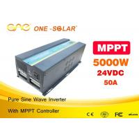 Wholesale High Efficiency PV Solar Powered Inverter 5000w Solar Panel ONE For Solar System from china suppliers