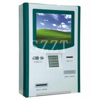 Wholesale ZT2830 Win 7 Bill Payment & Financial / Banking Wall Mounted Kiosk with Card Recharge & Cell Phone Top-up from china suppliers