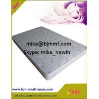 Wholesale bonnell spring mattress with latex foam from china suppliers
