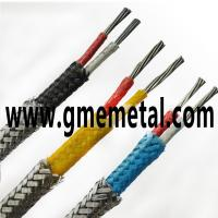 Wholesale Outstanding Quality PVC Thermocouple Compensable Cable S Type SC SX from china suppliers
