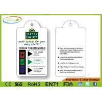 Wholesale LCD Kitchen Refrigerator Freezer Thermometer Card Energy Saving Promotional from china suppliers