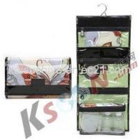 Wholesale Hanging & Folding PVC Makeup Case from china suppliers