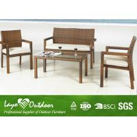 Wholesale Deck Table And Chairs Beach Patio Furniture , Ashion Design Rattan Outdoor Garden Furniture from china suppliers