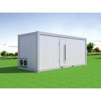 Wholesale Commercial Industrial Movable Container Cold Room For Fish , Seafood from china suppliers