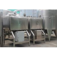 Syrup Tank Sugar Melting Tank - Square Spherical Mixing Tanks Blending Tank 500L Plus