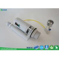Wholesale Cable Operated Toilet Dual Flush Valve , Wc Flush Valve For Uk Concealed Cistern from china suppliers