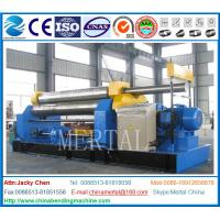 Wholesale MCLW11-25X2500 Mechanical three roller plate bending machine, plate rolling machine export from china suppliers