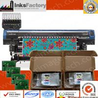 Buy cheap Mimaki Ts300p-1800 Ink Bags Fluorescent Sublimaiton Ink from wholesalers