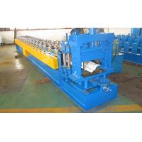 Wholesale Prepainted Steel Roof Ridge Sheet Roll Forming Machine Fully Automatic Control from china suppliers