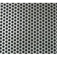 "Wholesale Oxidation - resisting Galvanized Perforated Metal Mesh 1/8"" 1/4"" for decorative from china suppliers"