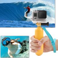 Wholesale Hand Grip Gopro Camera Mounts Plastic Yellow Floaty Bobber With Camera from china suppliers