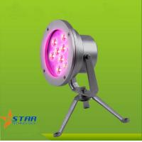 Wholesale 316 Stainless Steel Led Underwater Lights 18W IP68 Anti-corrosion from china suppliers