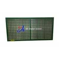 Wholesale Oil and Gas Replacement Scomi Shaker Screen for Drilling Fluids Solids Control from china suppliers
