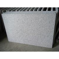 Wholesale Exterior Granite Stone Slabs Grey Wall Tiles For Entryway Scratch Resistant from china suppliers