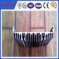 Wholesale aluminium die casting radiator, aluminium extrusion profile alloy manufacturer from china suppliers