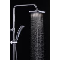 Wholesale Bath shower heads and faucets rein shower head pluming fixtures basin taps from china suppliers