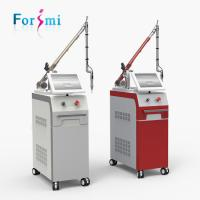Wholesale CE  FDA approved professional 1064nm  532nm ND YAG q switched lase permanent tattoo removal with no pain from china suppliers