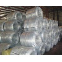 Wholesale SGS CE Galvanized Steel Wire Rope , Welded Panel Fence Hot Dipped Steel Binding Wire from china suppliers