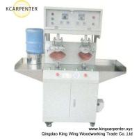 Wholesale Cap brim bending machine with multi heads from china suppliers