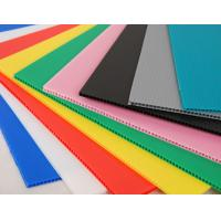 Buy cheap 8' X 4' Pp Cartonplast Board For Packing / Printing / Protection from wholesalers