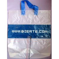 Wholesale Biodegradable Personalized Plastic Grocery Bags With Loop Handle from china suppliers
