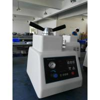 Wholesale Pneumatic Hot Mounting Machine , Mounting Press Machine Single Mold Cylinders from china suppliers