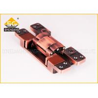 Wholesale European Type 3D Hidden Closet Door Hinges Hardware Of Zinc Alloy from china suppliers
