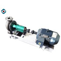 Wholesale Industrial Heavy Duty Horizontal Centrifugal Pump , Anti - Corrosive Chemical Pump from china suppliers