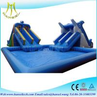 Wholesale Hansel Perfect customized inflatable water park games inflatable water games from china suppliers