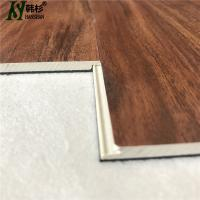 Wholesale luxury cheap Stone Plastic Composite waterproof 5mm spc pvc vinyl flooring pvc tile flooring from china suppliers