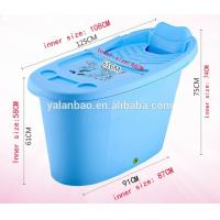 indoor spa hot tub with massage plastic bathtub for adult