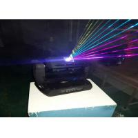 Wholesale Colorful Mini Moving Head RGB 3W Theater Stage Lighting AC90 - 240V 50 - 60HZ from china suppliers