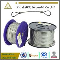 Wholesale 1X7 3.3mm Galvanized Steel Strand For Catenary Wire from china suppliers