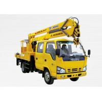 Wholesale Durable Rotary Platform Truck Mounted Lift For Construction Needs from china suppliers