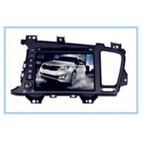 Wholesale KIA Two DIN 8'' Car DVD Player with gps/TV/BT/RDS/IR/AUX/IPOD special for K5/OPTIMA from china suppliers