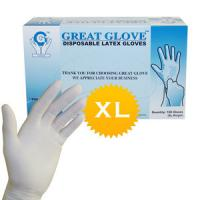 "Wholesale 9"" Length Disposable Examination Large Exam Latex Gloves wholesale from china suppliers"