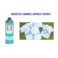 Wholesale Alcohol Based Non - fading T Shirt Spray Paint Pink Blue Green Red Textile Painting Spray from china suppliers