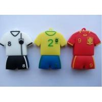 Wholesale Football Team Clothes USB Flash Drive 16GB, 32GB from china suppliers