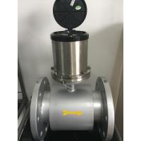 Wholesale Stainless Steel Beverage Sanitary Flow Meter With 4-20Ma / Pulse Output from china suppliers