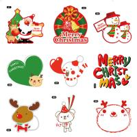 Wholesale Christmas Theme Gifts Self Adhesive Sticky Labels Custom Adhesive Labels from china suppliers