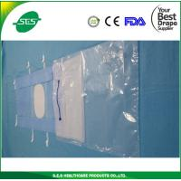 Wholesale Best Price Sterile Disposable Surgical Craniotomy Drape with Pouch from china suppliers
