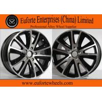 Quality Tiguan Replica 19'' European Wheel Silver Machined PCD 112mm ET 43mm OEM for sale