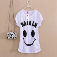 Wholesale Lady T-shirts OF TWO-SIDE SEWING from china suppliers