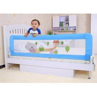 Fashion Pink Baby Bed Rails Cartoon Safe Guard Railing for 1 - 3 Years Old Baby