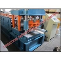 Wholesale Steel & Aluminium Roofing Ridge Cap Sheets Rollforming Machine from china suppliers