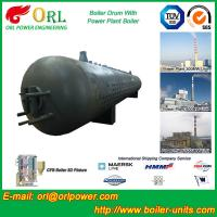 Wholesale Corrosion resistance oil steam boiler mud drum ISO9001 from china suppliers
