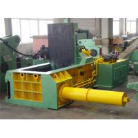 Wholesale Push - out type Integrated Hydraulic Baling Press Bales Equipment Y81T - 160 from china suppliers