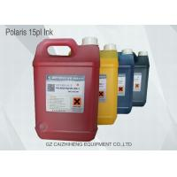 Wholesale Scratch Resistant Waterproof Printer Ink Solvent Fast Drying Leyenda Polaris 15PL from china suppliers